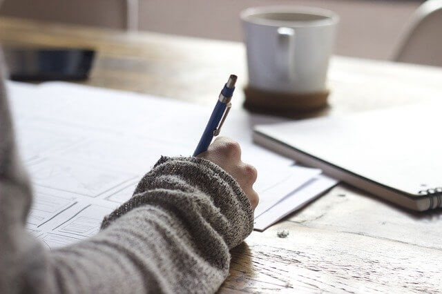 Kirjoittaminen